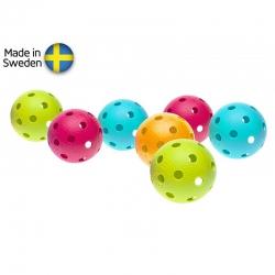 Salming Aero Ball Colour 10 ks
